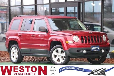 2015 Jeep Patriot for sale in Gresham, OR