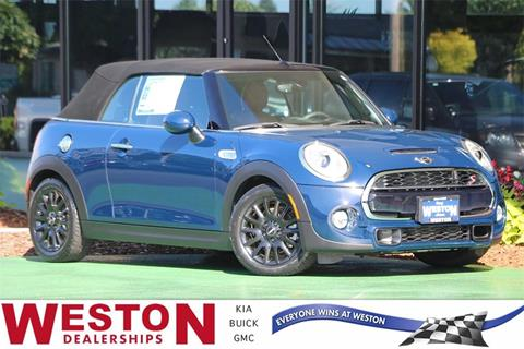 2017 MINI Convertible for sale in Gresham, OR