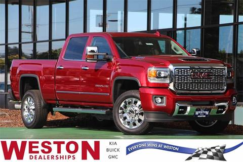 2019 GMC Sierra 2500HD for sale in Gresham, OR