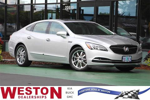 2017 Buick LaCrosse for sale in Gresham, OR