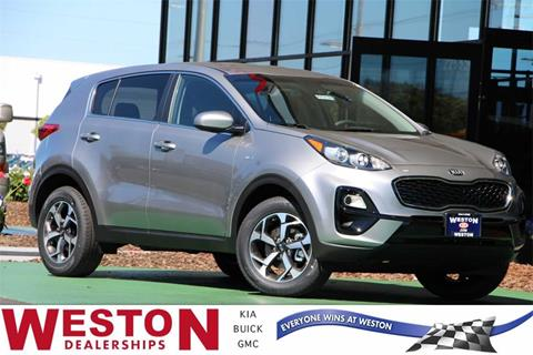 2020 Kia Sportage for sale in Gresham, OR