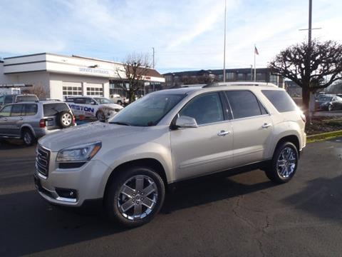 2017 GMC Acadia Limited for sale in Gresham OR