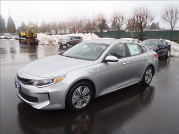 2017 Kia Optima Hybrid for sale in Gresham, OR