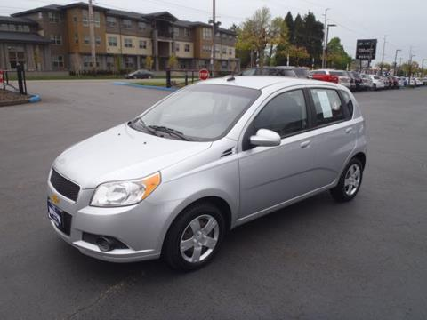 2011 Chevrolet Aveo for sale in Gresham, OR