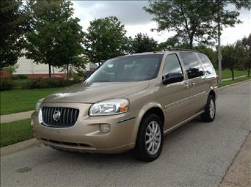 2005 Buick Terraza for sale in Schaumburg, IL
