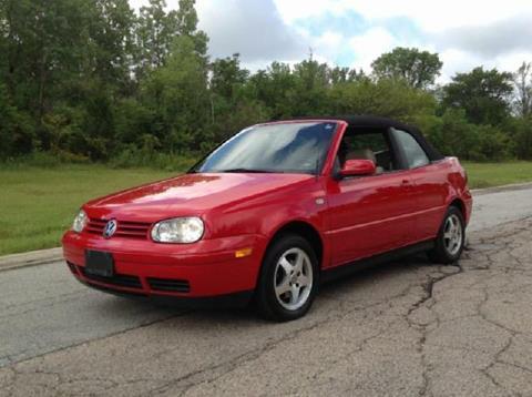 2000 Volkswagen Cabrio for sale in Schaumburg, IL