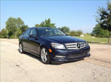 2011 Mercedes-Benz C-Class for sale in Schaumburg, IL