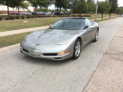 2000 Chevrolet Corvette for sale in Schaumburg, IL