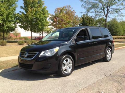 2010 Volkswagen Routan for sale in Schaumburg, IL