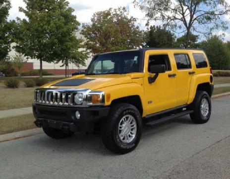 2006 HUMMER H3 for sale in Schaumburg, IL