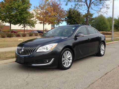 2015 Buick Regal for sale in Schaumburg, IL