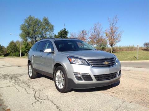 2014 Chevrolet Traverse for sale in Schaumburg, IL