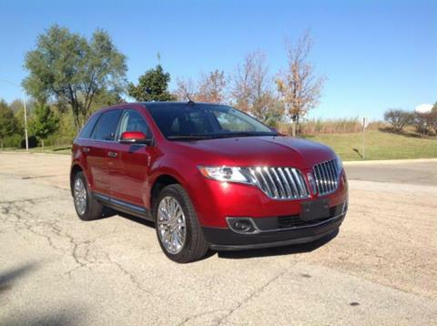 2014 Lincoln MKX for sale in Schaumburg, IL