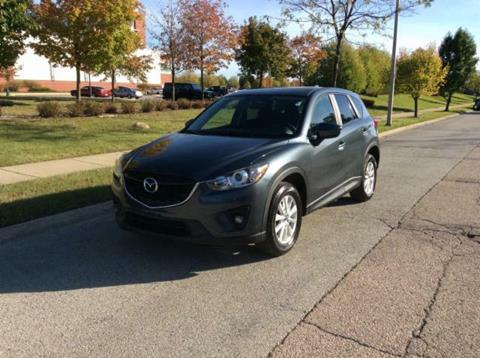 2013 Mazda CX-5 for sale in Schaumburg, IL