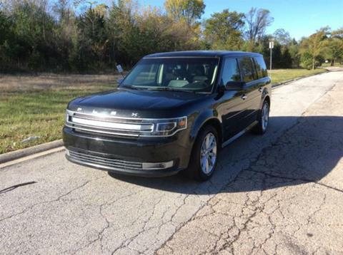 2014 Ford Flex for sale in Schaumburg, IL