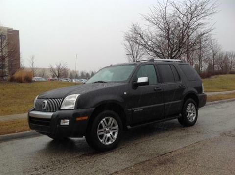 2007 Mercury Mountaineer for sale in Schaumburg, IL