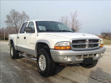 2002 Dodge Dakota for sale in Schaumburg, IL