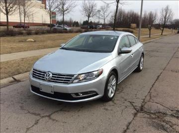 2013 Volkswagen CC for sale in Schaumburg, IL