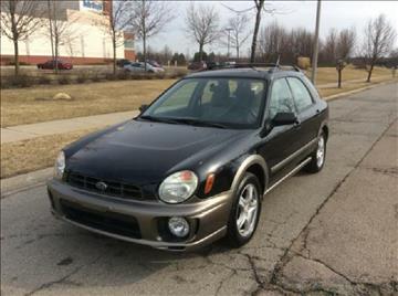 2002 Subaru Impreza for sale in Schaumburg, IL