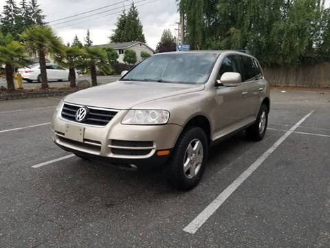 2004 Volkswagen Touareg for sale in Lynnwood, WA