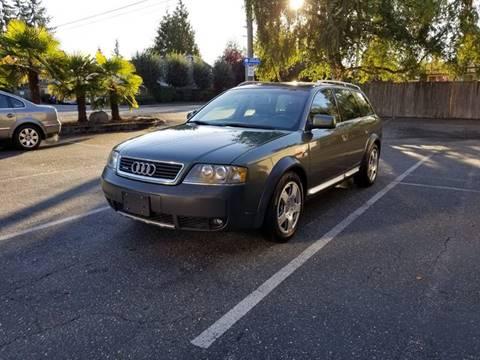 2003 Audi Allroad Quattro for sale in Lynnwood, WA