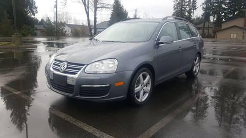 2009 Volkswagen Jetta for sale in Lynnwood, WA