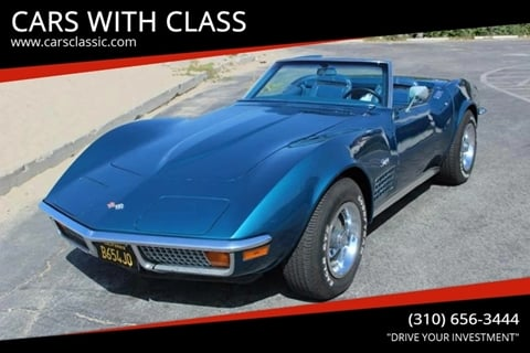 Cars For Sale in Santa Monica, CA - CARS WITH CLASS