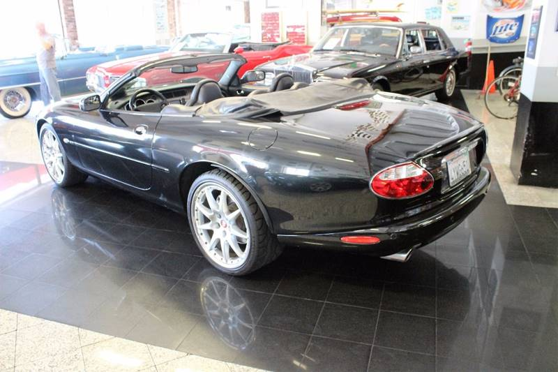 2002 Jaguar XKR for sale at CARS WITH CLASS in Santa Monica CA