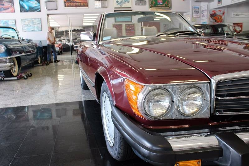 1988 Mercedes-Benz 560-Class for sale at CARS WITH CLASS in Santa Monica CA