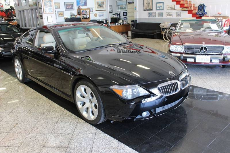 2005 BMW 6 Series for sale at CARS WITH CLASS in Santa Monica CA