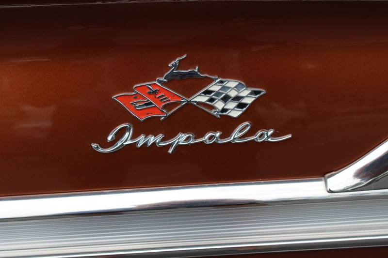 1958 Chevrolet Impala for sale at CARS WITH CLASS in Santa Monica CA