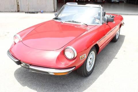 1971 Alfa Romeo Spider for sale in Santa Monica, CA
