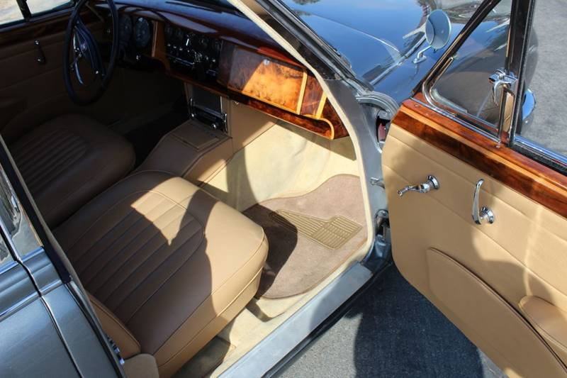 1962 Jaguar Mark II for sale at CARS WITH CLASS in Santa Monica CA