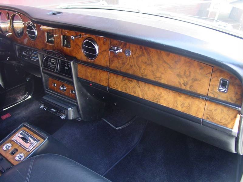 1989 Rolls-Royce Silver Spur for sale at CARS WITH CLASS in Santa Monica CA