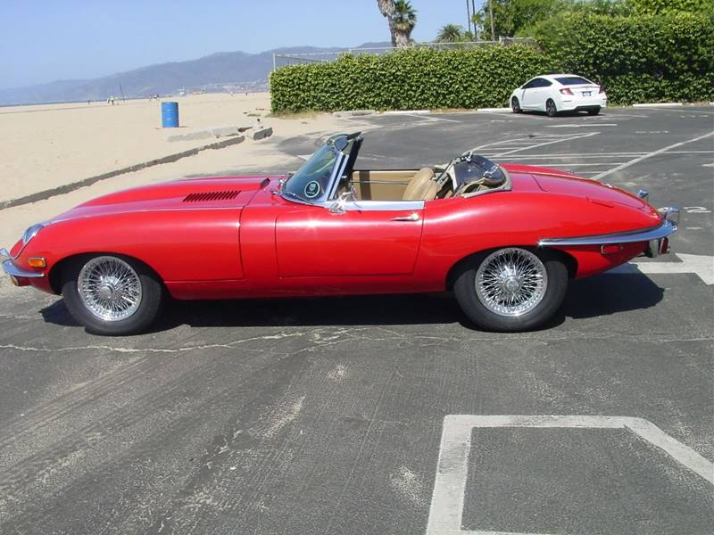 1969 Jaguar E-Type for sale at CARS WITH CLASS in Santa Monica CA