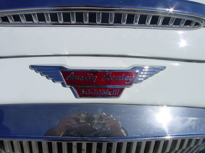 1965 Austin-Healey 3000 Mark III for sale at CARS WITH CLASS in Santa Monica CA
