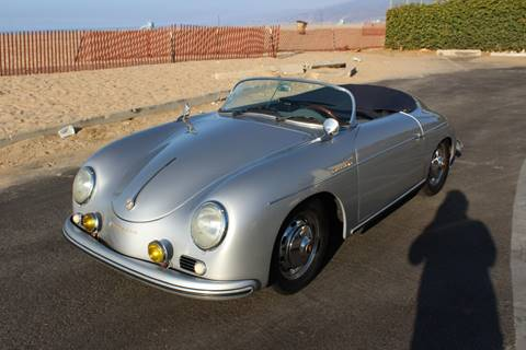 1967 VW Speedster Replica for sale at CARS WITH CLASS in Santa Monica CA
