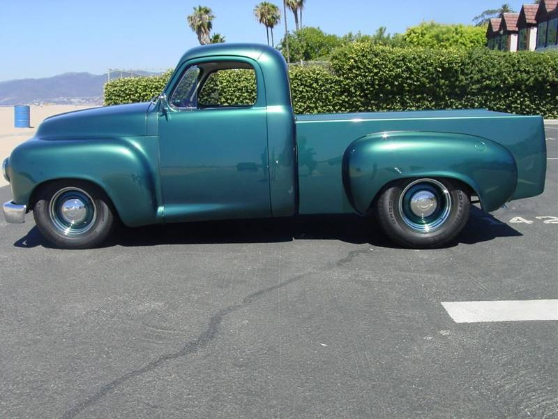 1952 Studebaker Pick-Up for sale at CARS WITH CLASS in Santa Monica CA