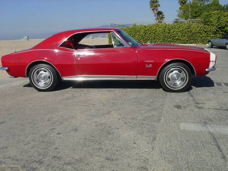 1967 Chevrolet Camaro for sale at CARS WITH CLASS in Santa Monica CA