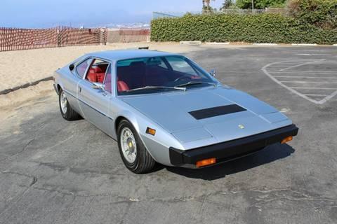 1975 Ferrari Dino 308GT4 for sale at CARS WITH CLASS in Santa Monica CA