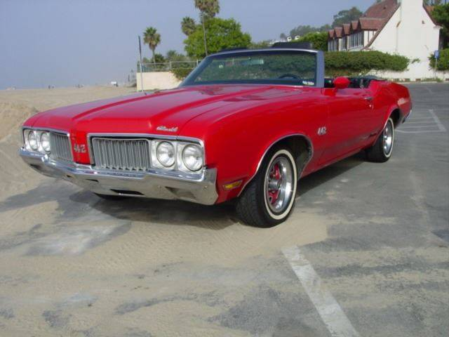 1970 Oldsmobile 442 for sale at CARS WITH CLASS in Santa Monica CA