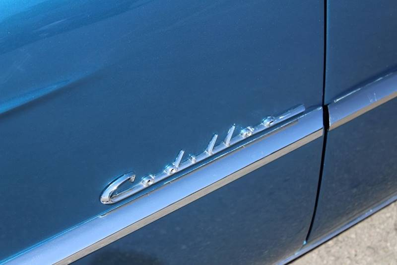 1955 Cadillac Series 62 for sale at CARS WITH CLASS in Santa Monica CA
