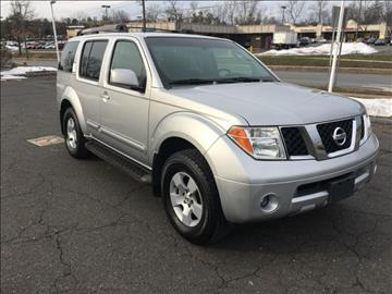 2006 Nissan Pathfinder for sale in Hartford, CT