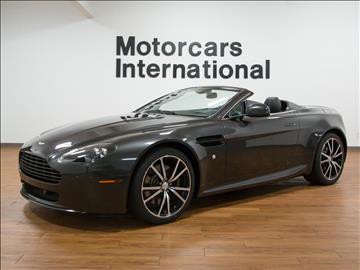 2011 Aston Martin V8 Vantage for sale in Springfield, MO