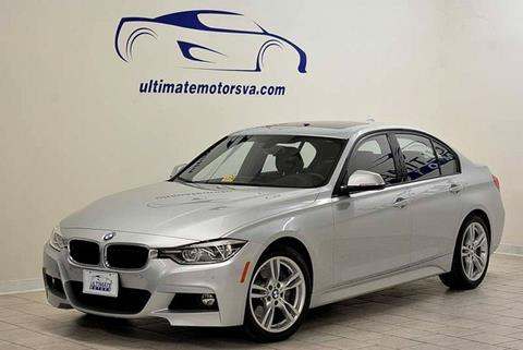 2017 BMW 3 Series for sale in Midlothian, VA