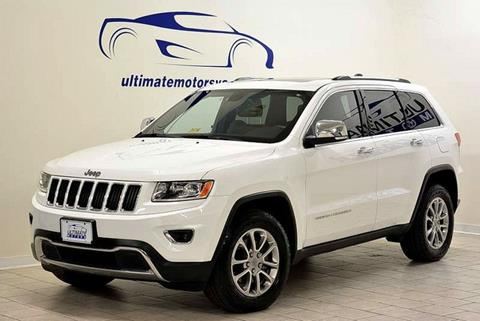 2015 Jeep Grand Cherokee for sale in Midlothian, VA