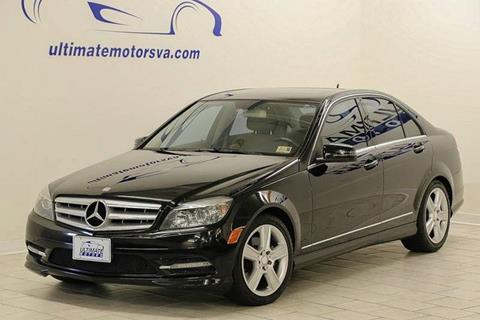 2011 Mercedes Benz C Class For Sale In Midlothian, VA