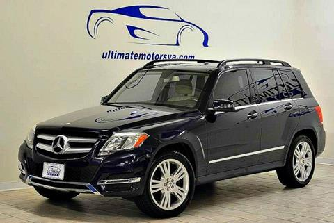 2014 Mercedes Benz GLK For Sale In Midlothian, VA