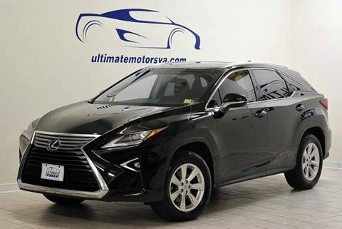 2016 Lexus RX 350 for sale in Midlothian, VA