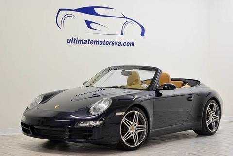 2007 Porsche 911 for sale in Midlothian, VA